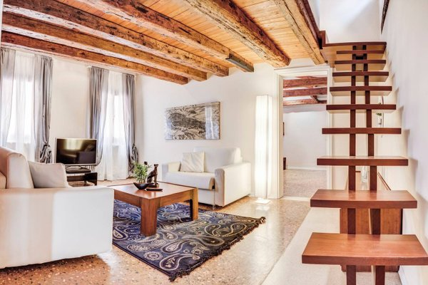 San Marco Venice Apartment 1 - фото 7