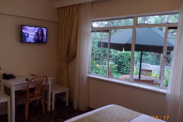 Hotel Riverview Westlands - фото 3