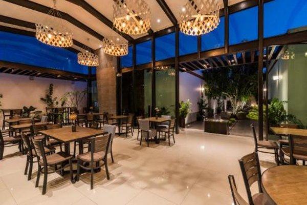 Marialicia Suites Hotel Boutique - фото 10