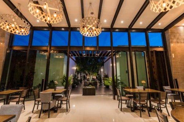 Marialicia Suites Hotel Boutique - фото 13