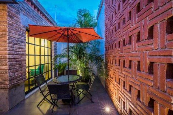 Marialicia Suites Hotel Boutique - фото 19