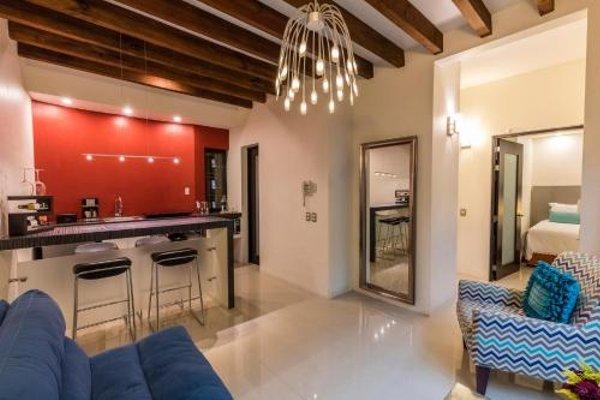 Marialicia Suites Hotel Boutique - фото 4