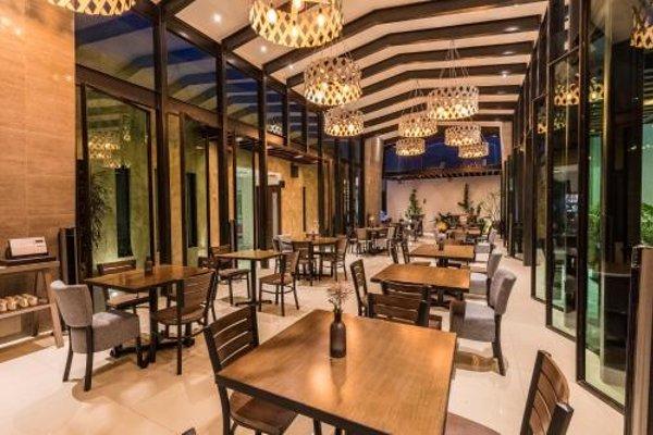 Marialicia Suites Hotel Boutique - фото 9