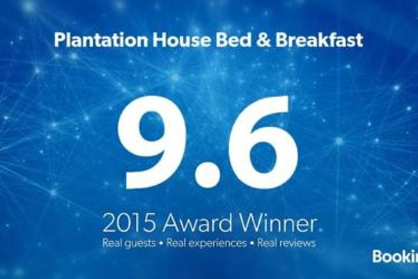 Plantation House Bed & Breakfast - фото 11