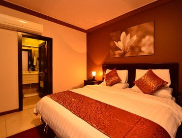 Гестхаус Al Ramla Al Hamra Furnished Units