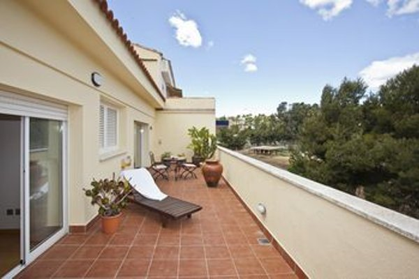 Sitges Chill-out by ApartSitges - фото 15