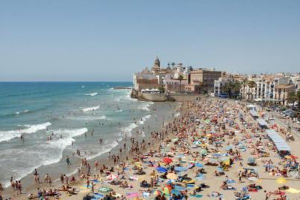 Sitges Chill-out by ApartSitges - фото 18