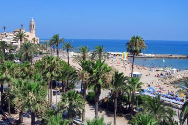 Sitges Chill-out by ApartSitges - фото 19