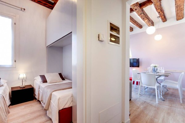 Botteri Palace Apartments - Faville - фото 7