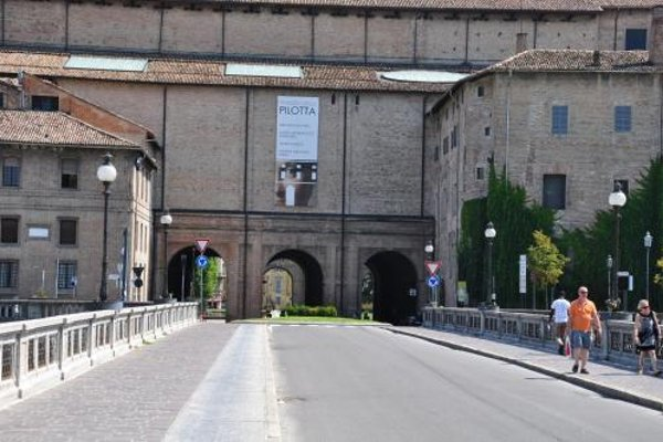 Apartment Ponte delle Nazioni - фото 21