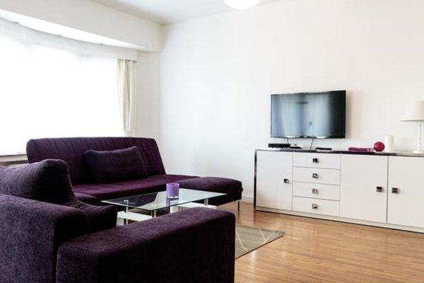 Square Charles Halldis Apartment - фото 45