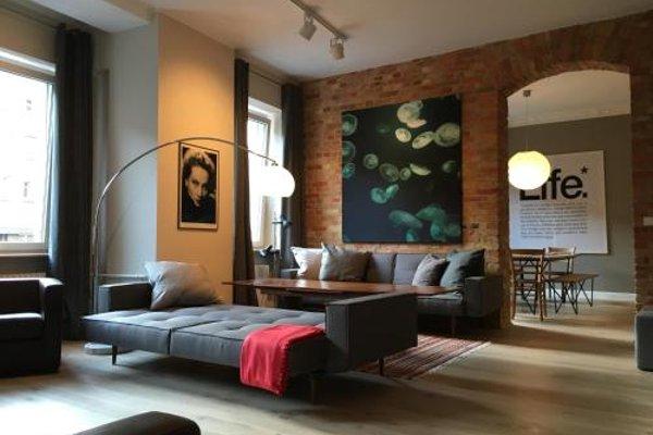 Berlin Style Apartments - Hermannstrasse - фото 11