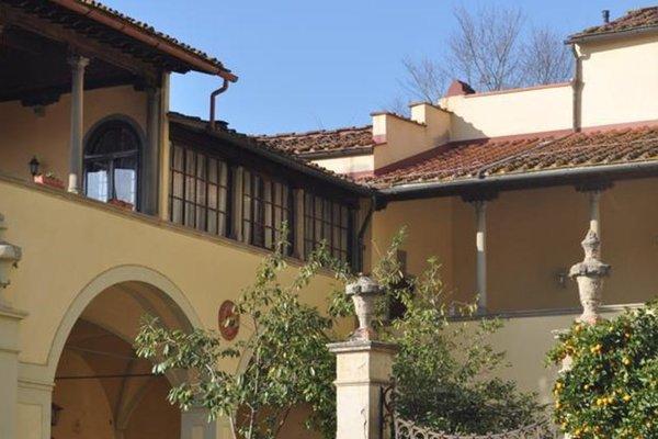 Teodorico Apartment - Villa Incontri - фото 11