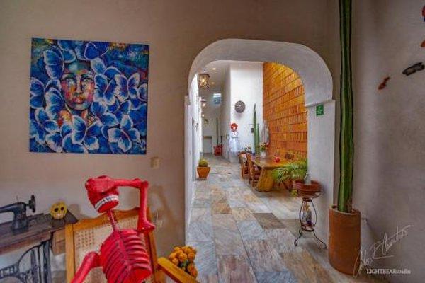 La Casa Carlota - фото 16