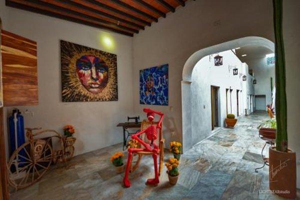 La Casa Carlota - фото 9