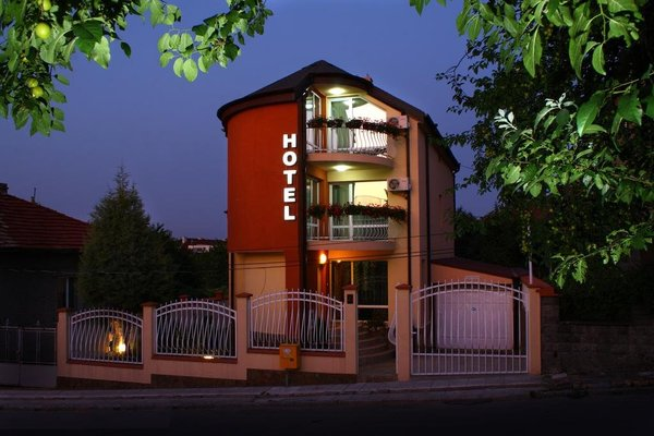 Zoti Hotel - фото 7