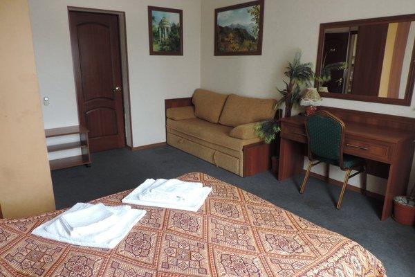 Бамбук Отель - фото 12