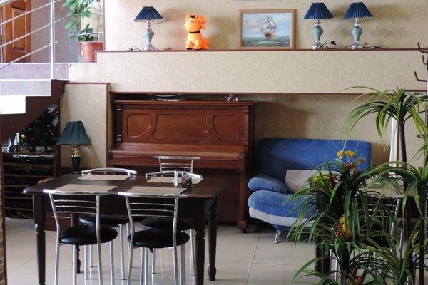 Бамбук Отель - фото 19