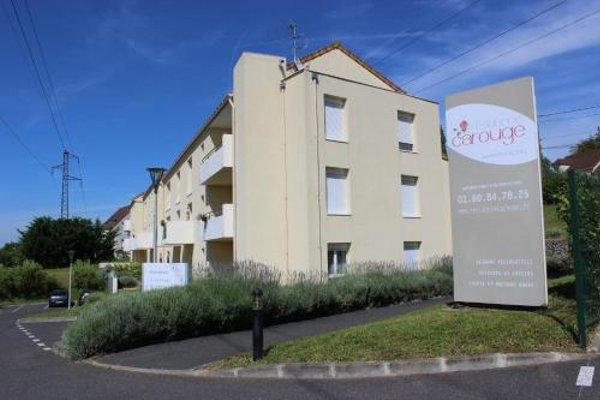 Residence Carouge - фото 22