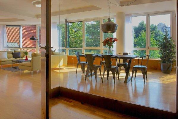 Franciscan Garden Apartments - фото 17