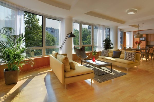 Franciscan Garden Apartments - фото 5
