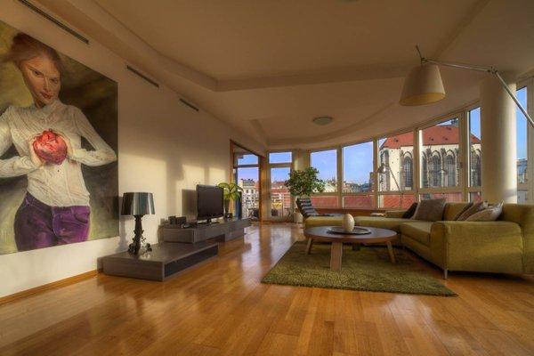 Franciscan Garden Apartments - фото 6