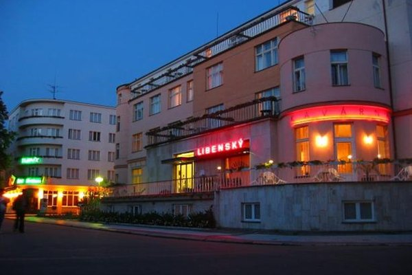Hotel Libensky - фото 18