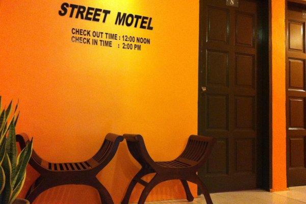 Ten Street Motel - фото 19