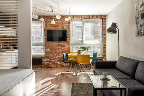 apartamenty-wroc Golden House - фото 50
