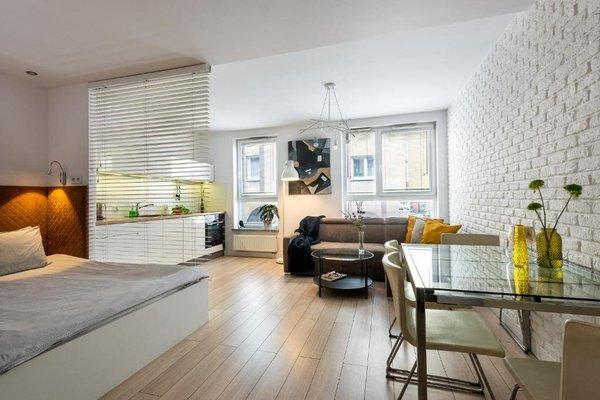 apartamenty-wroc Golden House - фото 4
