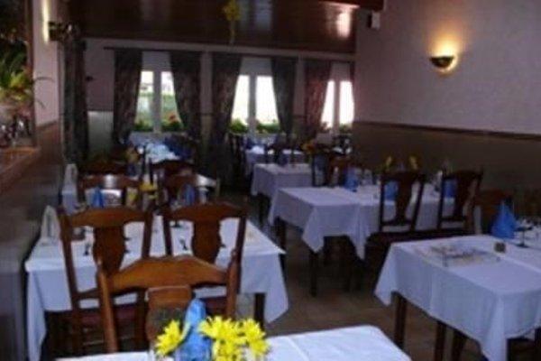 Hotel Restaurant A La Couronne D'Or - фото 3