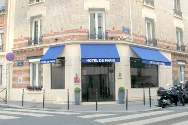Hotel De Paris - фото 22