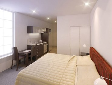Guesthouse Ramada Suites Christchurch City
