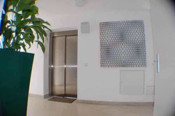 Alga Apartments am Westbahnhof - 16