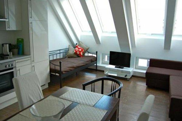 Alga Apartments am Westbahnhof - 17