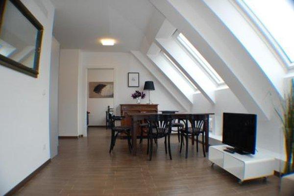 Alga Apartments am Westbahnhof - 19