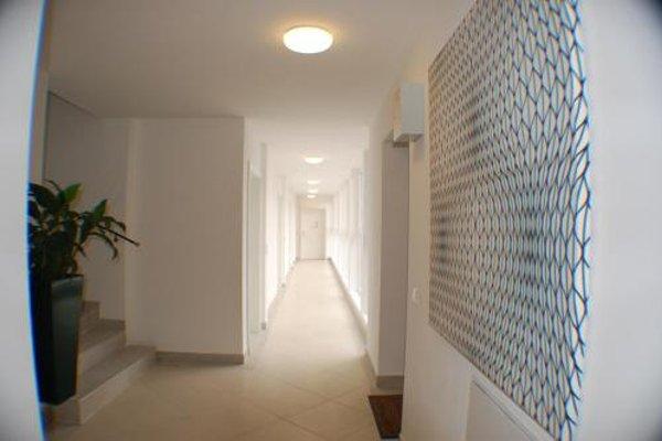 Alga Apartments am Westbahnhof - 22