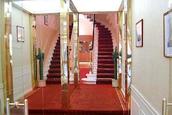 Hotel de la Presse - фото 12