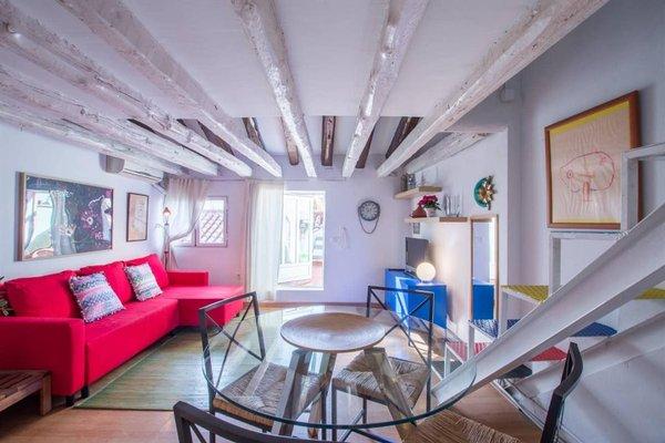 Friendly Rentals Chueca Terrace II - фото 7