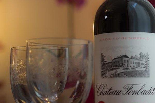 Au Coeur de Bordeaux - Chambres d'hotes et Cave a vin - фото 12