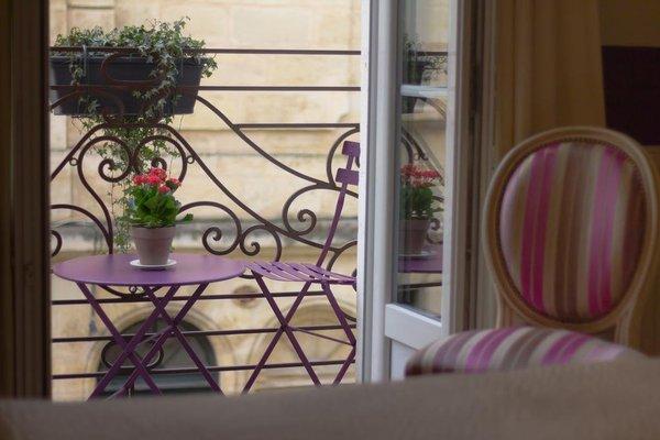 Au Coeur de Bordeaux - Chambres d'hotes et Cave a vin - фото 22
