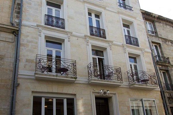 Au Coeur de Bordeaux - Chambres d'hotes et Cave a vin - фото 23