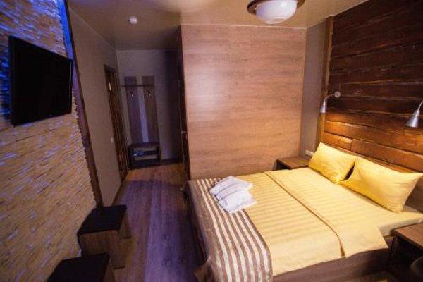 Отель Кочевник - 12