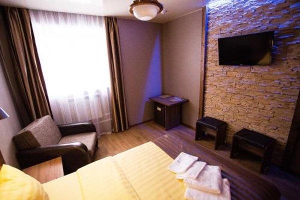 Отель Кочевник - 4