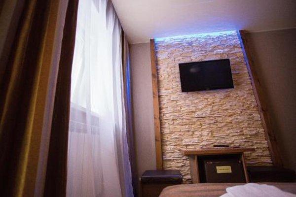 Отель Кочевник - 9