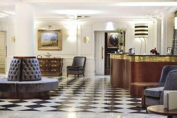 Hotel de Seze - фото 16
