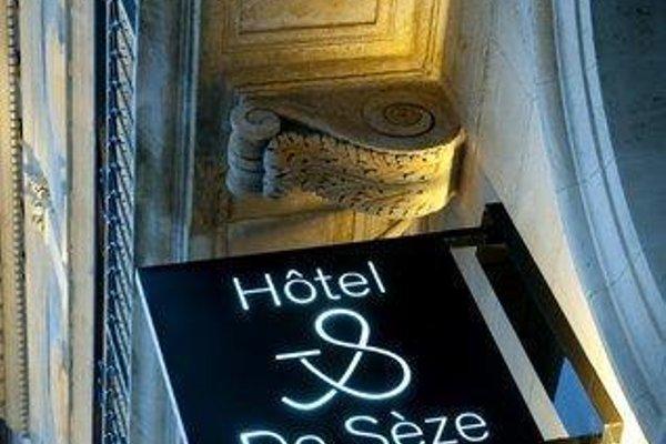 Hotel de Seze - фото 20
