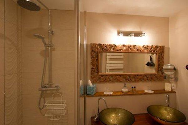 Villa Saint Genes - Chambres et Table d'hotes - 12