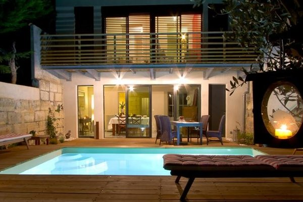 Villa Saint Genes - Chambres et Table d'hotes - 21