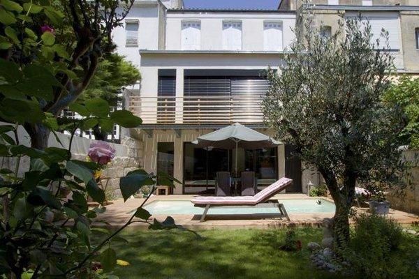 Villa Saint Genes - Chambres et Table d'hotes - 22
